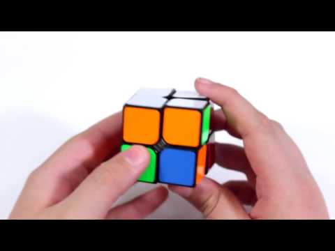 2x2 Ortega Walkthrough Solves Cube Ed