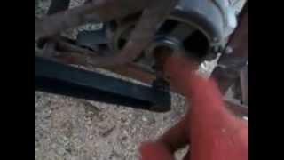 Циркулярка с двигателя от стиральной машинки автомат(Сделал циркулярку с двигателя от стиральной машинки автомат., 2015-02-16T16:40:59.000Z)