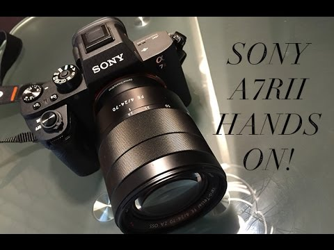 The Sony A7RII Camera Review  A Real world look  | Steve