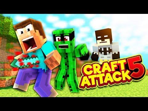 Der Streit mit Petrit! - CraftAttack 5 Live vom 17.11.17