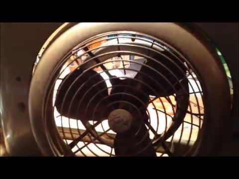 Clean and Run Vintage Vornado Fan 2