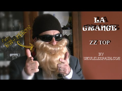 La Grange (ZZ Top) - Tutorial Ukelele