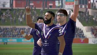 MELBOURNE STORM 2019 CAREER! - RUGBY LEAGUE LIVE 4 - ROUND 11