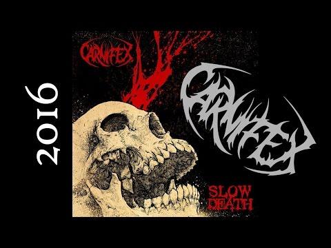 Carnifex - Necrotoxic - new song & album 2016