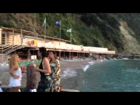 Exclusive SunsetAffair 2015, Bagni Tiberio, Capri ! - YouTube
