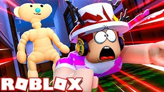 I Got ABDUCTED By HORROR BEARS In ROBLOX! *Scary*