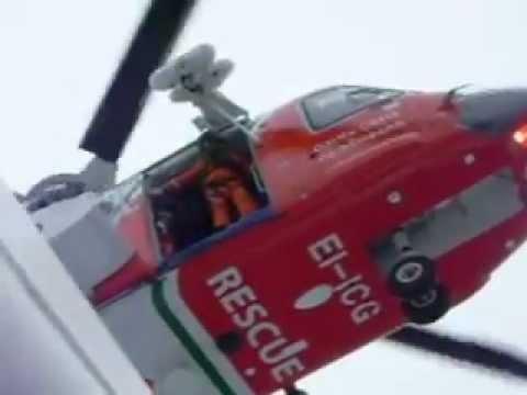 Irish Coast Guard Training