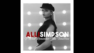 Alli Simpson - I Wont Remember You... @ www.OfficialVideos.Net