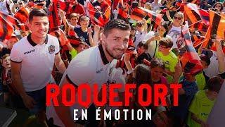 Village OGC Nice : Roquefort en émotion