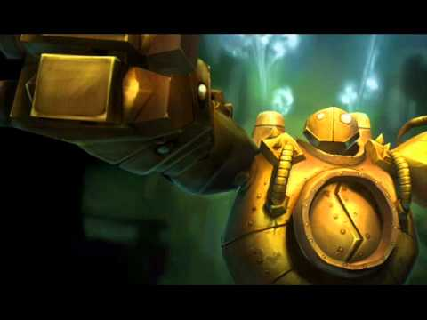 league of legends sounds blitzcrank voice youtube. Black Bedroom Furniture Sets. Home Design Ideas