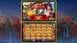 Wild Pirates® Video Slots by IGT - Game Play Video
