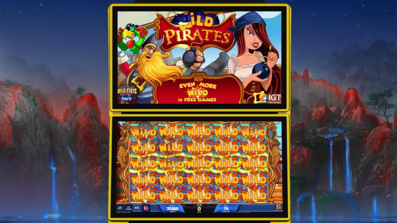 Pirates Slots Games Free