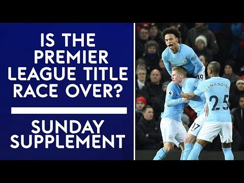 Is the Premier League title race over? | Sunday Supplement | 10th December | Full Show