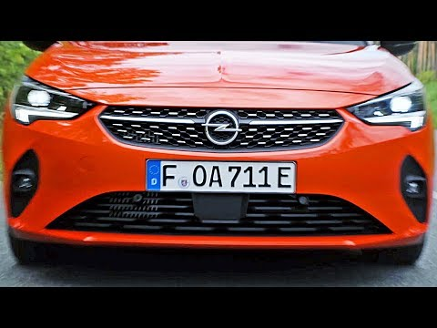 OPEL CORSA (2019) Ready to fight the Renault Clio?