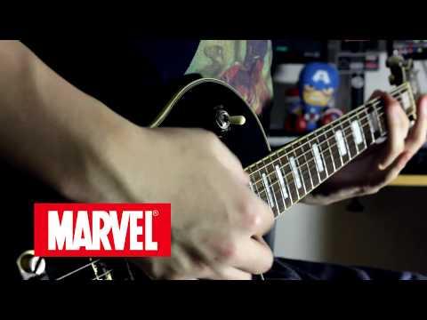 Marvel Cinematic Universe Guitar Medley