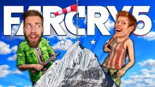 HÖJDPUNKTEN I FAR CRY 5 | Far Cry 5 Co-op med STAMSITE #19