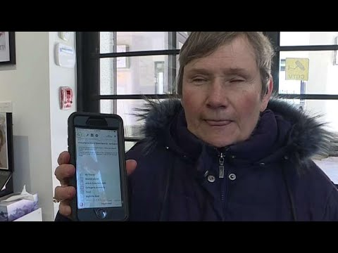 ShopTalk app opening doors for visually impaired