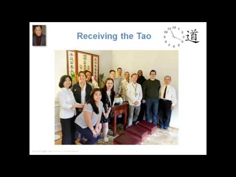 Receiving the Tao in Seattle, Washington