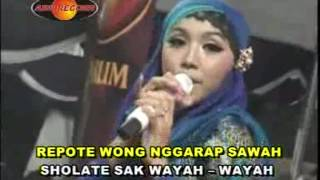 Sarah Brillian - Sholawat Rebana [OFFICIAL]