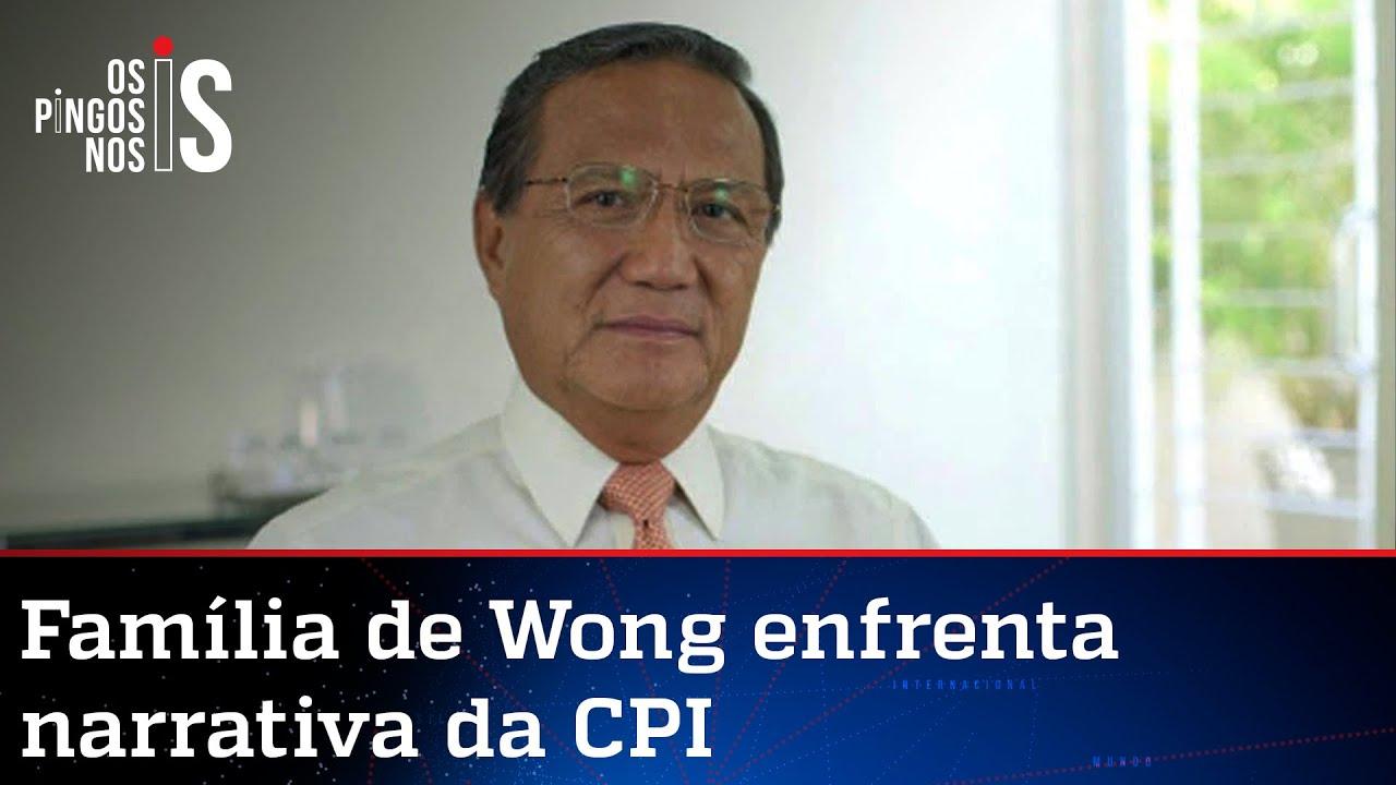 Download Viúva de Wong pede investigação de relatos mentirosos na CPI da Pandemia