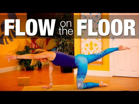 Flow on the Floor Yoga Class - Five Parks Yoga