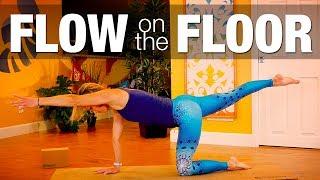 Flow on the Floor Yoga Class - Five Parks Yoga