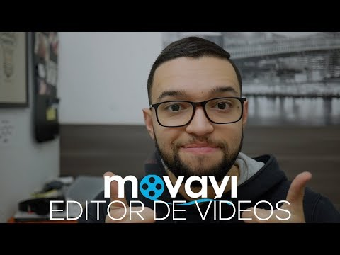 MOVAVI - UM EDITOR DE VÍDEOS MUITO INTUITIVO!