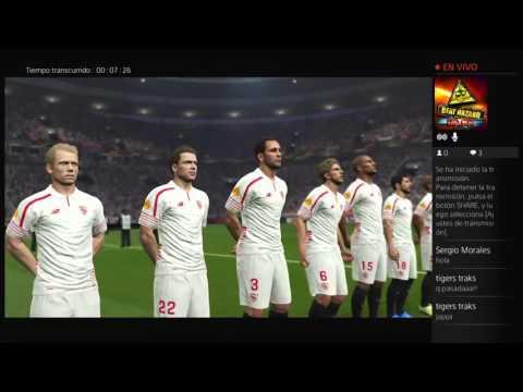 UEFA EUROPA LEAGUE (PES2016 )