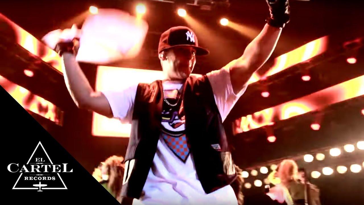 Daddy Yankee en Toronto, Canada (Live)