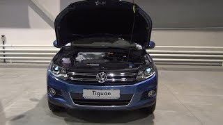 Volkswagen Tiguan Sport&Style 2.0TDI DSG 4MOTION Interior and Exterior in 3D 4K UHD