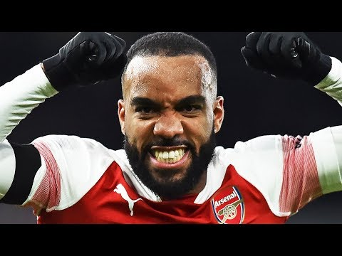 ALL 30 OF LACAZETTE'S ARSENAL GOALS