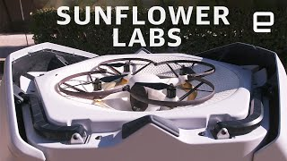 Sunflower Labs first look at CES 2020