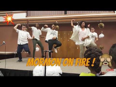 LDS Mormon Talent Show - Evolution of Dance 1950-2017!