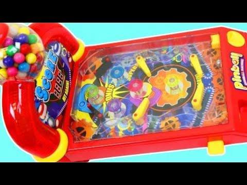 Dubble Bubble Gumball Pinball Machine  ...