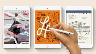 Apple Releases New iPad Air and iPad Mini!