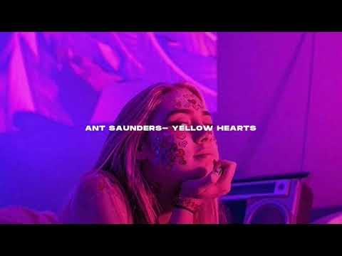 Ant Saunders - Yellow hearts (s l o w e d + r e v e r b)