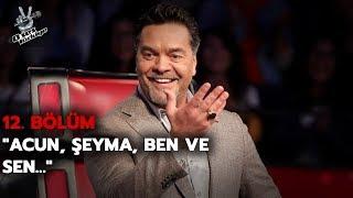 Beyaz'dan yarışmacıya 'story' teklifi! | O Ses Türkiye 2018