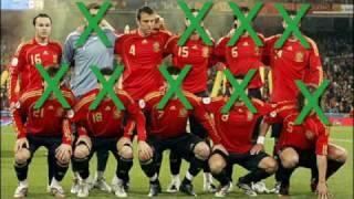 11 kleine Spanier