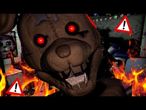 NEW FIVE NIGHTS AT CANDYS LOCATION!   Minecraft FNAF (Five Nights at Freddys)