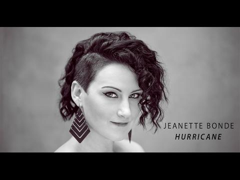 Jeanette Bonde - Hurricane (First listen video)