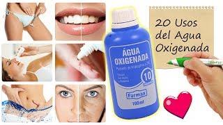 Agua Oxigenada Más de 20 Increíbles Usos!! - Vida Fácil