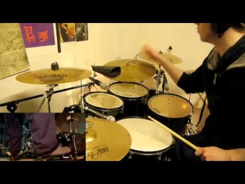 Iron Maiden - Can I Play With Madness (Drum Cover)