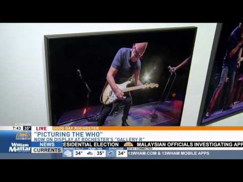 RIT on TV: Picturing The Who