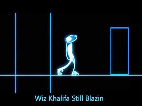 Wiz Khalifa - Still Blazin Slowed