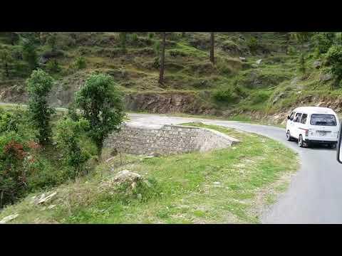 Pakistan beautiful places pinja gali  drband road  mansehra kpk chanser oghi