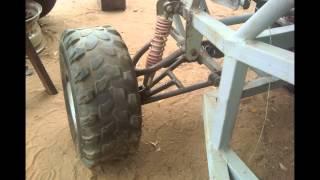 Construccion del Kart cross The Raptor parte 4