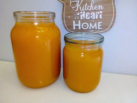 Как сделать сок из тыквы в домашних условиях без соковыжималки