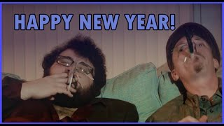 Happy New Year from Tony and Eddie! - Made Guys