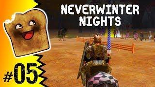 Stare gry: Zagrajmy w Neverwinter Nights 1 - Tom zginął? [#5]
