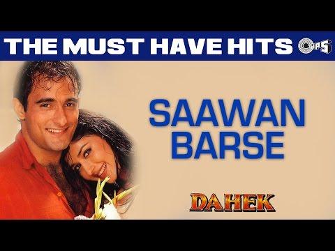 Saawan Barse Tarse Dil - Video Song   Dahek   Akshaye Khanna & Sonali Bendre   Hariharan & Sadhana